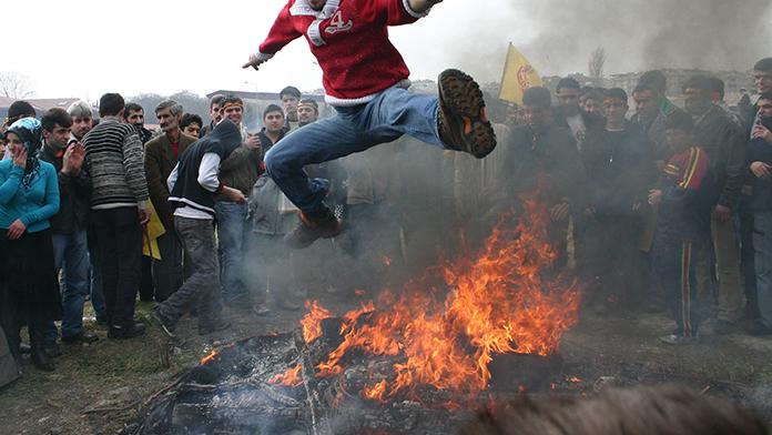 Bingöl'de nevruz yasağı