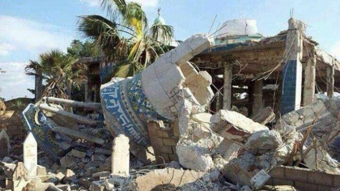 Nijerya'da camiye intihar saldırısı: 22 ölü, 18 yaralı