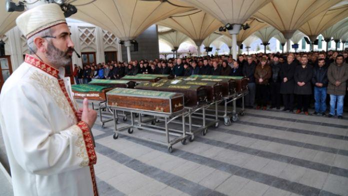 84 yaşındaki terör kurbanı son yolculuğuna uğurlandı
