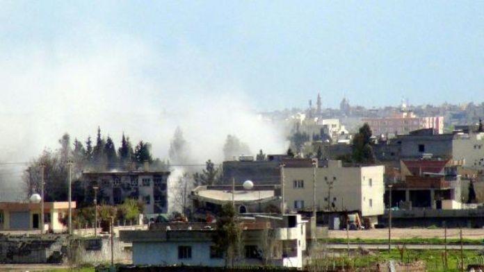 Nusaybin'de çatışma ve top sesleri
