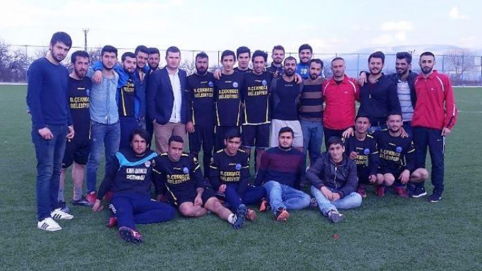 Arguvan Belediyespor Lige Şampiyonluk Parolasıyla Giriyor