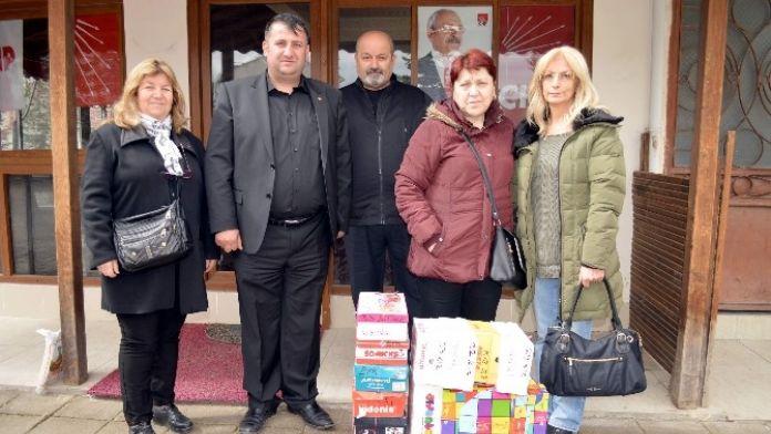 CHP'li Kadınların Örnek Çalışması Hayat Buldu