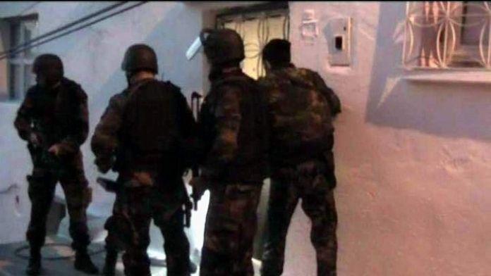 Aydın'da Terör Operasyonu: 30 Gözaltı