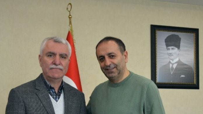 Samsunspor'dan YEDAŞ'a Ziyaret