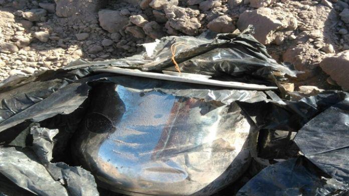Sur'da düdüklü tencerede bomba düzeneği bulundu