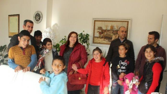 Viranşehir'de Mart Tıp Bayramını Unutmadılar