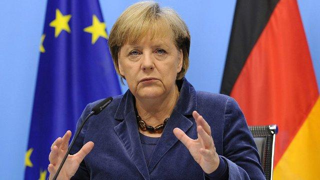 Merkel:Türkiye'nin AB Üyesi Olma Durumu Gündemde Değil