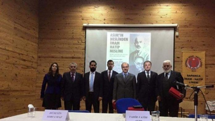'Asım´ın Neslinden İmam Hatip Nesline, Mehmet Akif´ten Celal Hoca´ya' Paneli Gerçekleşti