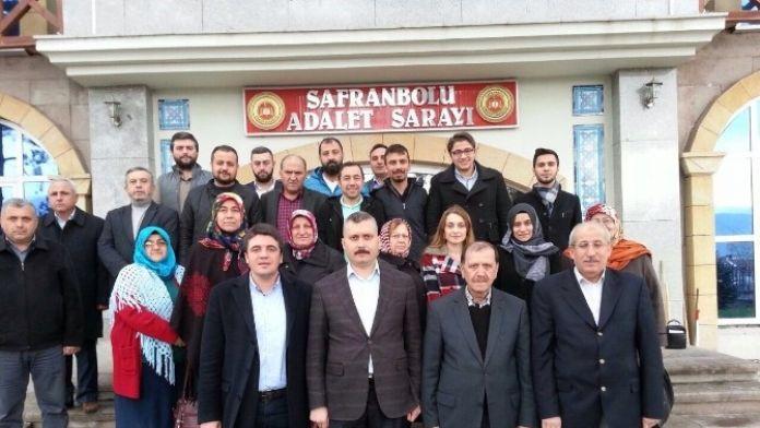 Safranbolu'da Kemal Kılıçdaroğlu'na Suç Duyurusu
