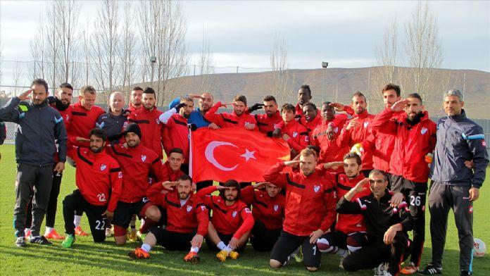 Vartaş Elazığspor Teknik Direktörü Temizkanoğlu: