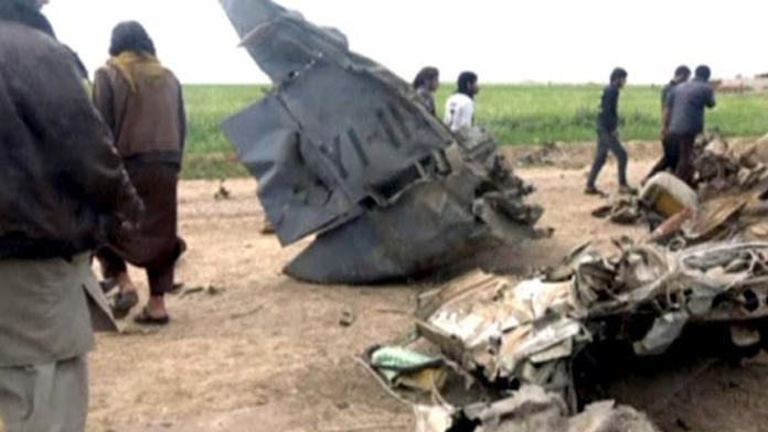 IŞİD uçak düşürdü
