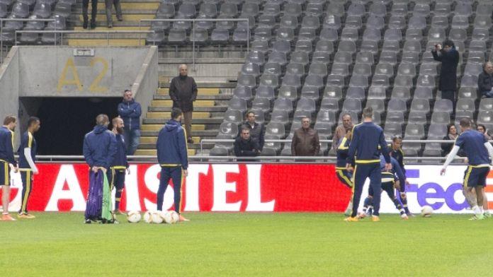 Fenerbahçe Braga sınavına hazır