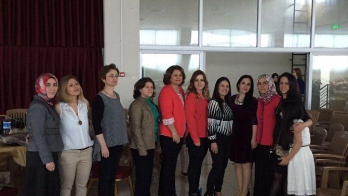 Kırkağaçlı Bayanlar Okul Çayında Buluştu