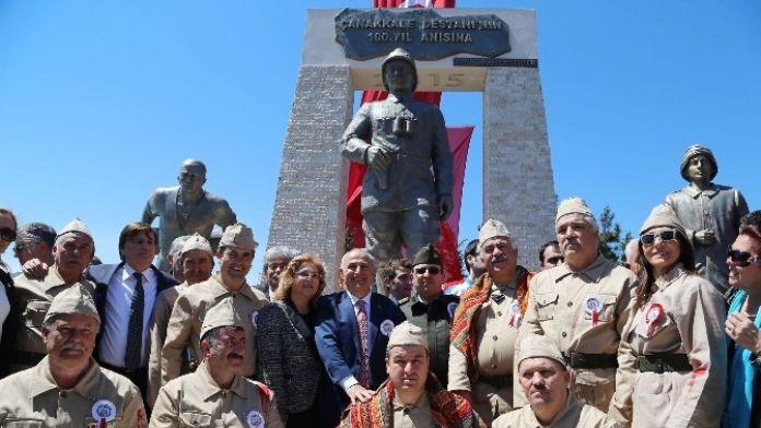 Başkan Hasan Akgün: 'Karanlık Günleri Çanakkale Ruhu İle Aşarız'