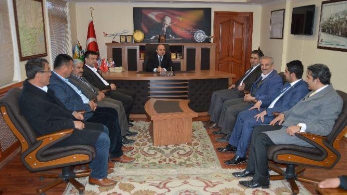 AK Parti Adıyaman Milletvekili Halil İbrahim Fırat: