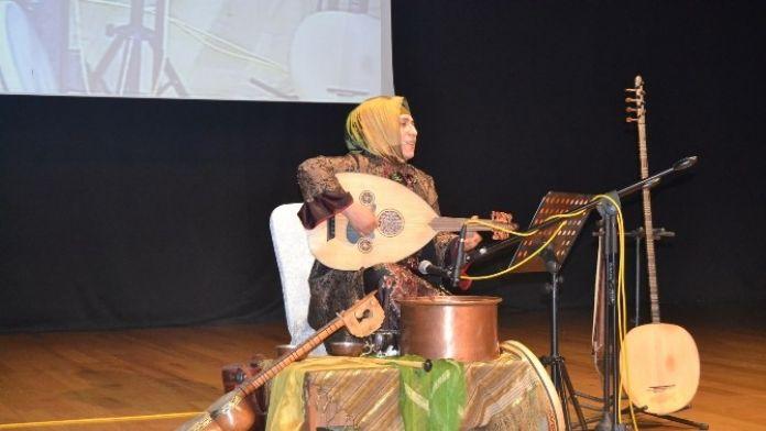 Yetimler Ve Sığınmacı Dullar İçin Musiki Dinletisi