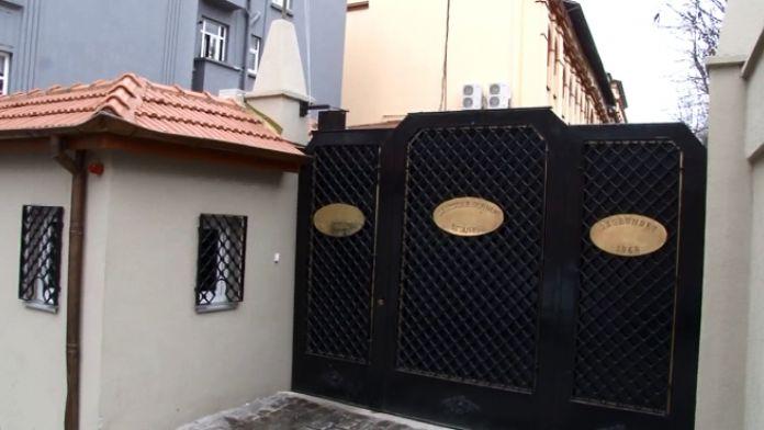 Beyoğlu'ndaki Alman Lisesi'nde 'güvenlik tatili'