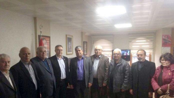 Ali Karaoba; 'Terör Olayları Ve Ekonomik Sorunlar Toplumsal Huzuru Bozuyor'