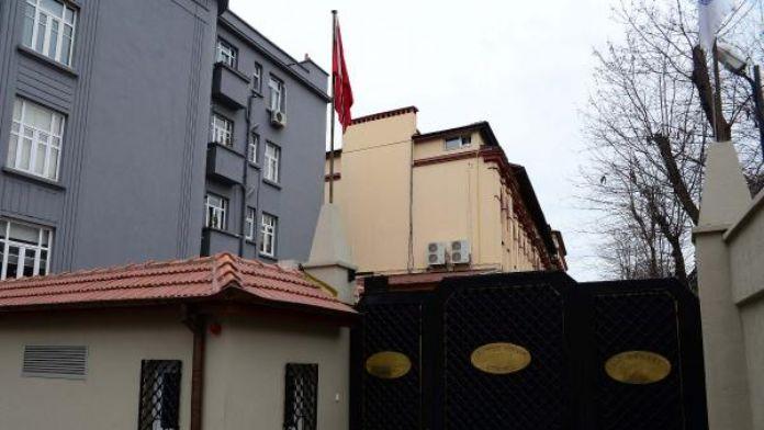 Fotoğraflar// Almanya Başkonsolosluğu ile Alman Lisesi kapalı
