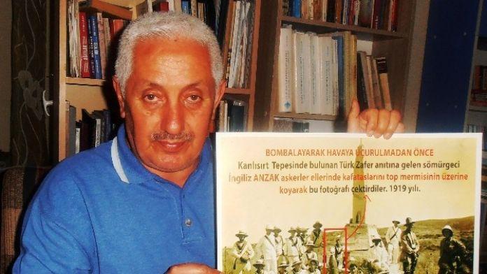 Yurtsever: 'Çanakkale Şehitlerinin Kafatasları İle Alay Ettiler'
