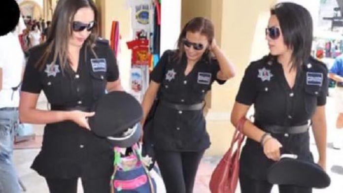 'Dünyanın en seksi polis timi' lağvedildi