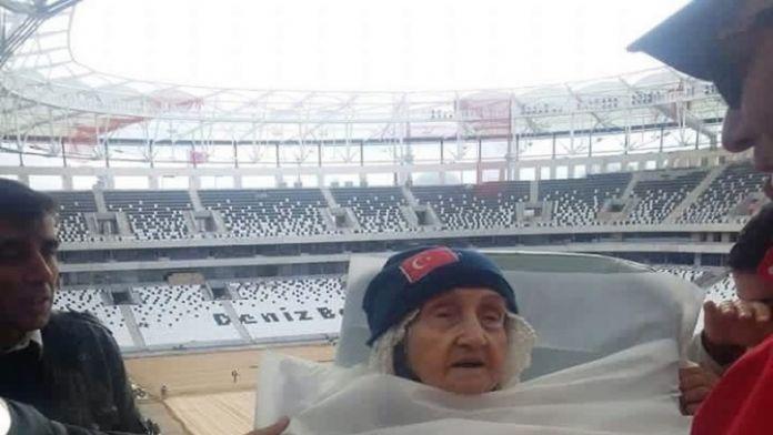Bu nasıl bir Beşiktaş aşkıdır !