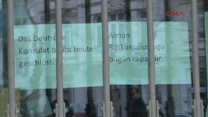 Deutsche Schule Istanbul announces one-day suspension over security reasons