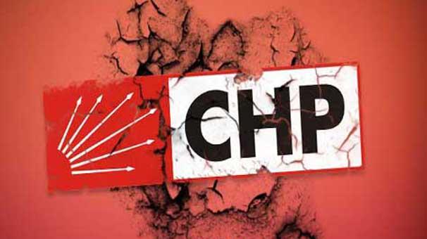 CHP Yönetimi Çatırdıyor