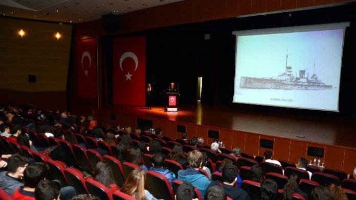 Mersin'de Çanakkale Ruhu Anlatıldı