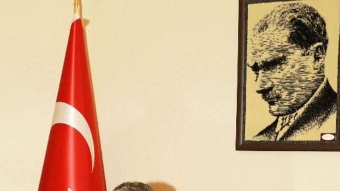 Erciyes Üniversitesi Rektörü Prof. Dr. Muhammet Güven'den Çanakkale Deniz Zaferi Mesajı