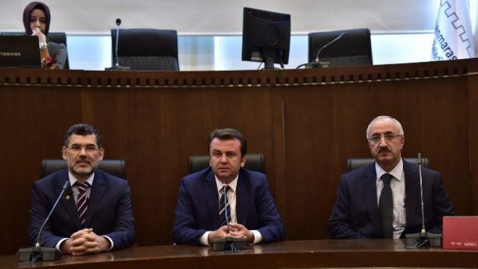 Kahramanmaraş Büyükşehir Belediyesi Norm Kadro Projesini Tamamlandı