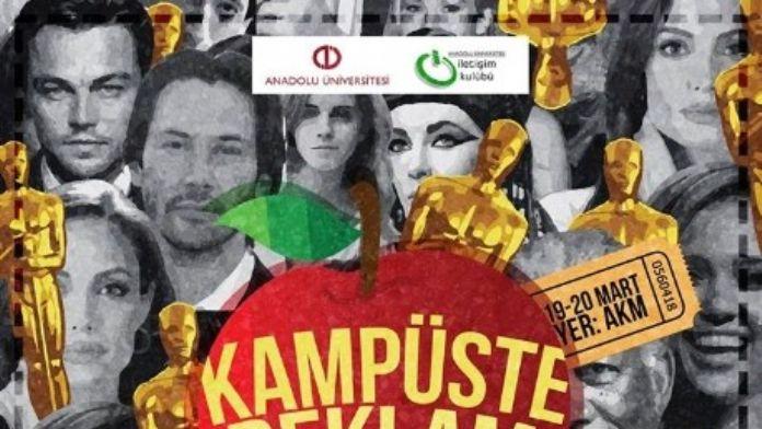 Anadolu Üniversitesi'nde 'Kampüste Reklam Var' Erkinliği Başlıyor