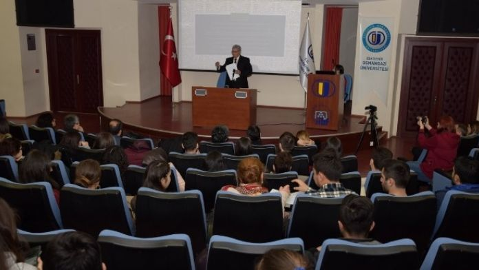 ESOGÜ'de 'Kadersiz Türküler' Konferansı