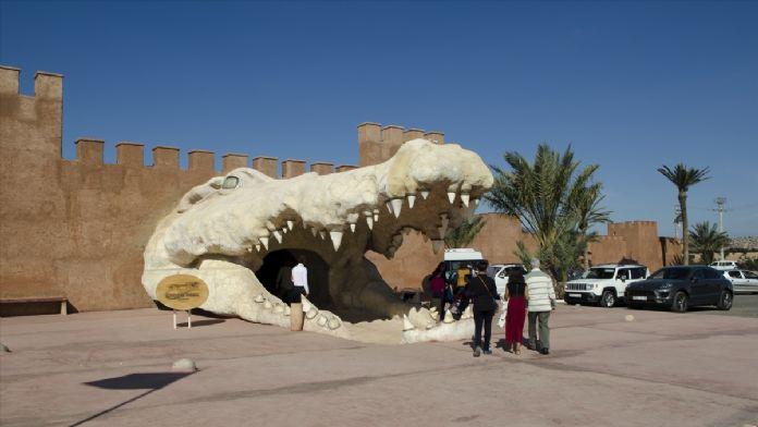 Fas'ın ilk timsah parkı
