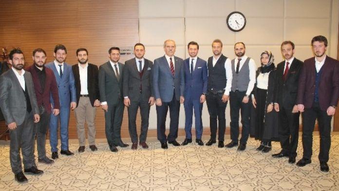 Altepe: 'Bursa Türkiye'nin Kalbidir'