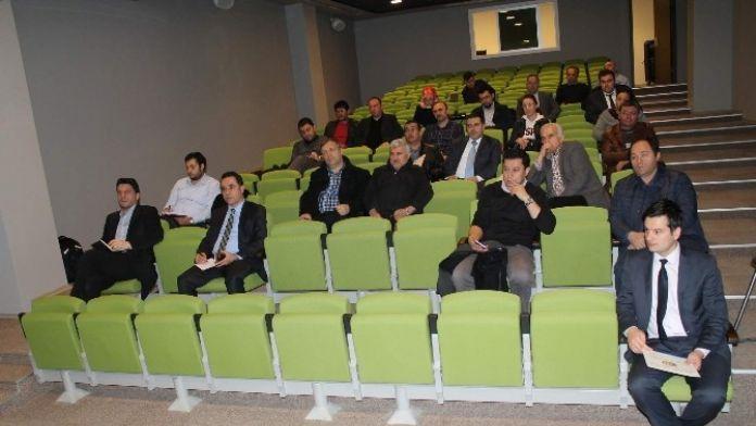 ATSO'da Türk EXİMBANK İhracat Kredileri Ve Destekleri Bilgilendirme Semineri