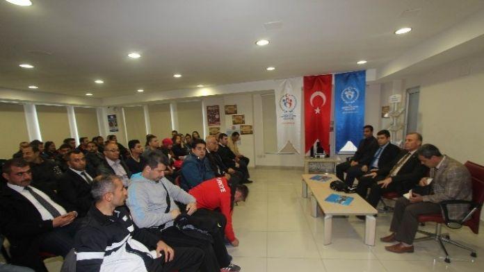 Kilis Gençlik Hizmetleri Ve Spor İl Müdürü Remzi Arkaltı: