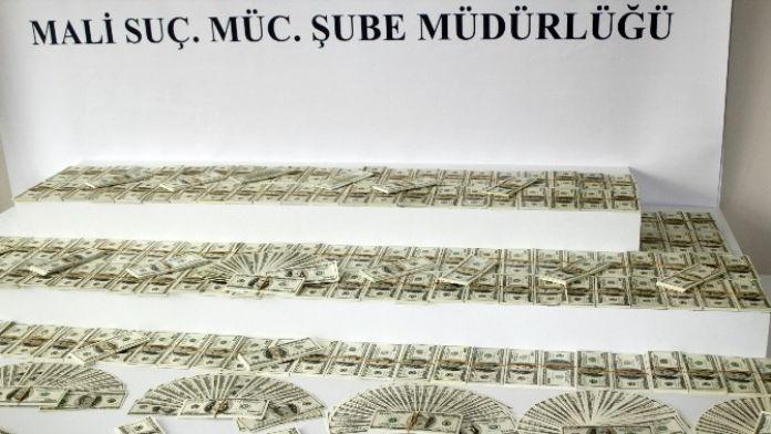 Sahte Para Dedektöründe Bile Paranın Sahte Olduğu Anlaşılmadı