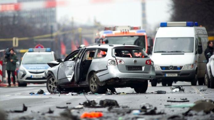 Bombalı saldırıyla öldürülen Türk'ün sicili...