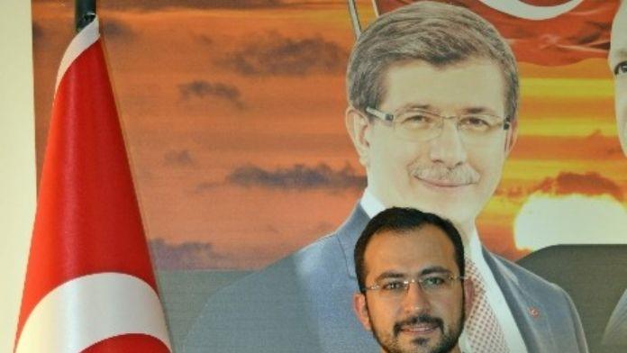 AK Parti İl Başkanı Tanrıver;
