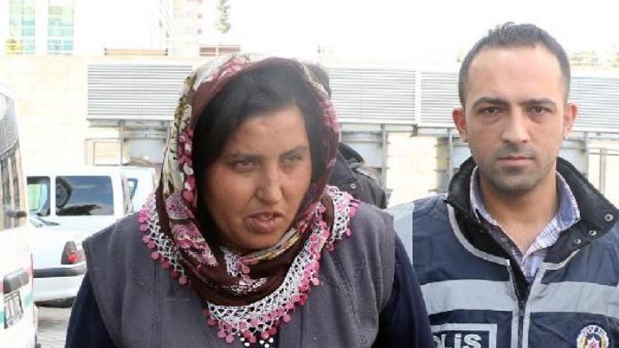 Alüminyum levha çaldığı iddiasıyla tutuklandı
