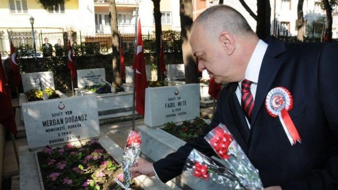 Başkan Ergün, 'Ülkemiz Çanakkale Ruhuyla Bu Zor Günleri Atlatacak'