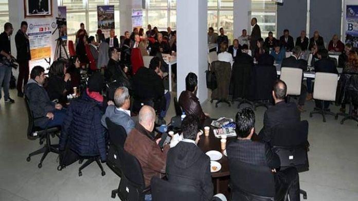 Gazeteci Çalıştayı Fotoğraf Teknikleri İle Sürdü