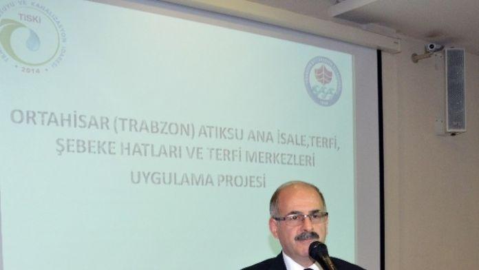 Trabzon'u Çağ Atlatacağı Belirtilen Proje Tamamlandı Sıra İhalesinde
