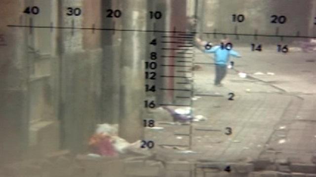 Teröristler Sivilleri Kalkan Olarak Kullandı!
