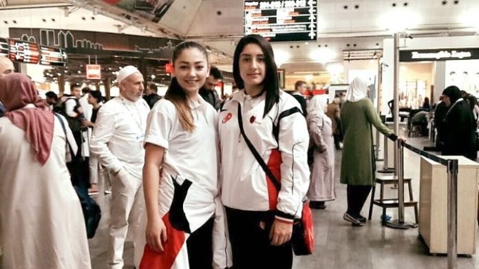 Osmangazili Hentbolcular Milli Takımda