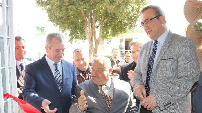 Alaşehir'de Engelliler Derneği Açıldı