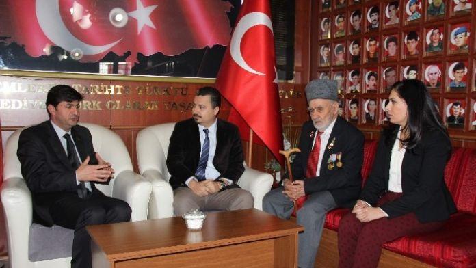 Medicana Konya Hastanesi'nden Ziyaret