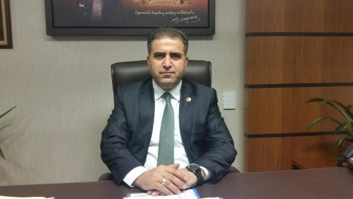 Milletvekili Halil Fırat'tan, 18 Mart Mesajı