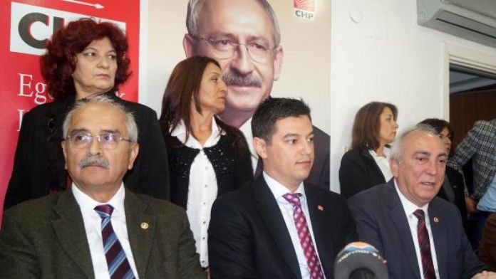 CHP'li Aldan: Erdoğan'daki yetki Obama'da yok